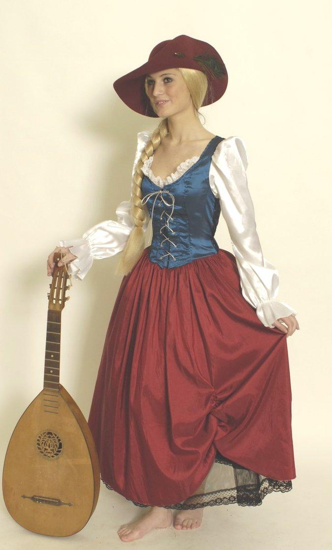 Costume-M�di�vale-F29