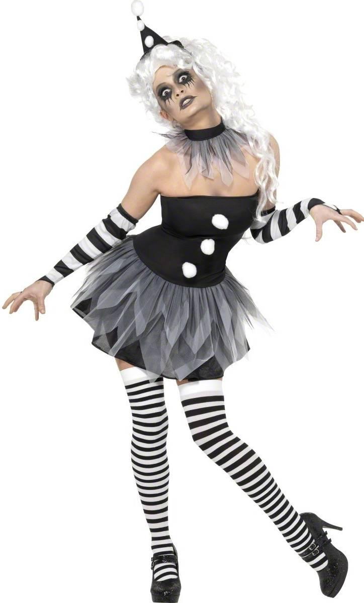 Costume pierrot sexy femme