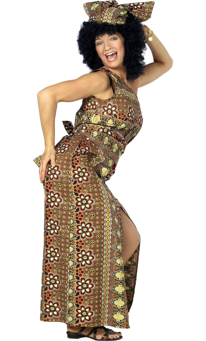 Robe-Africaine-Femme