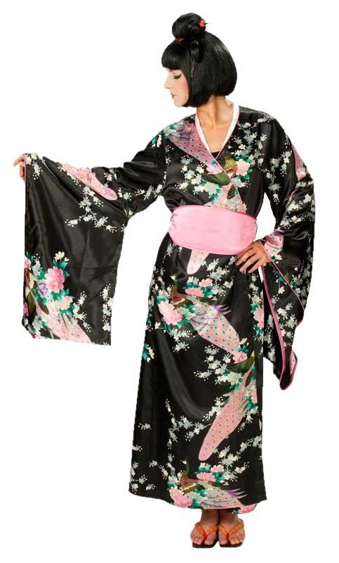 Kimono-de-Ge�sha