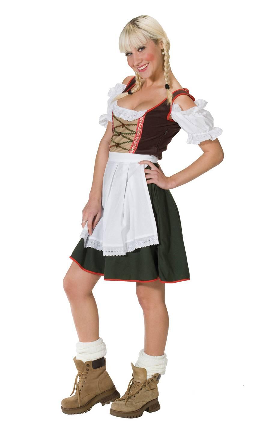 Costume-Tyrolienne