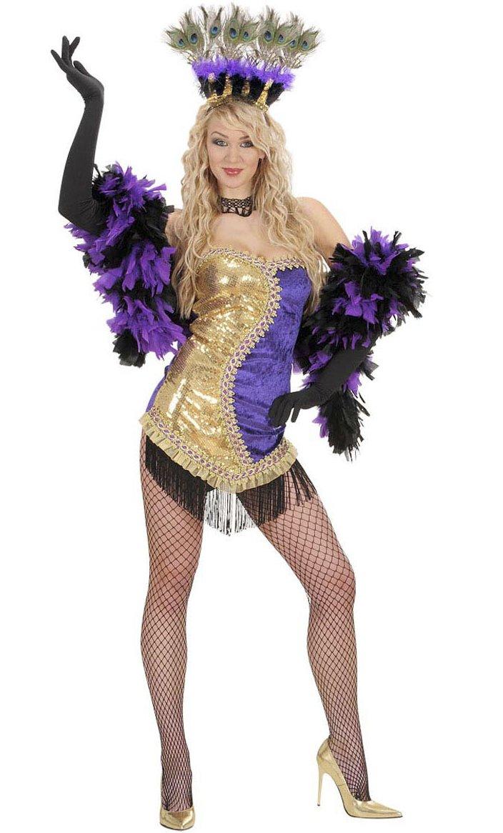 Costume cabaret femme