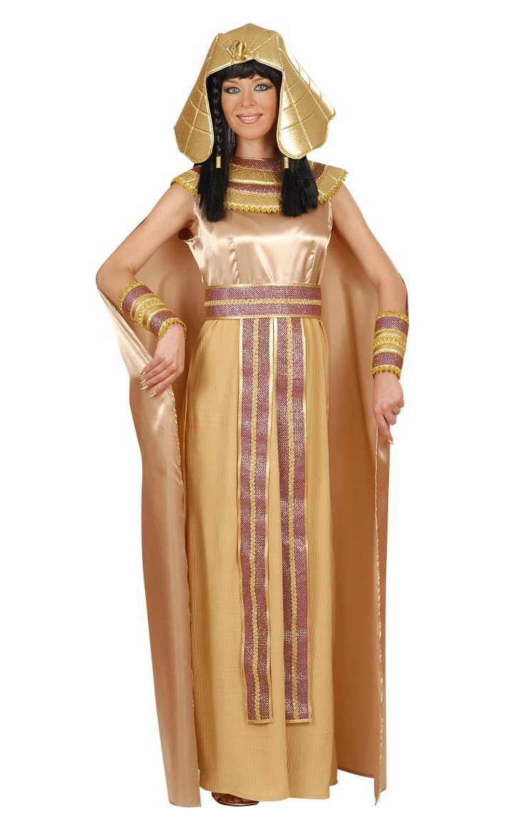 Costume-Egyptienne-Nefertiti