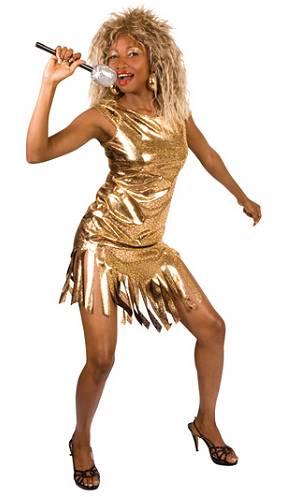 Costume-Robe-disco-Queen