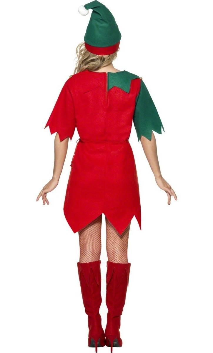 Costume-Lutin-Noël-pas-cher-pour-femme-2