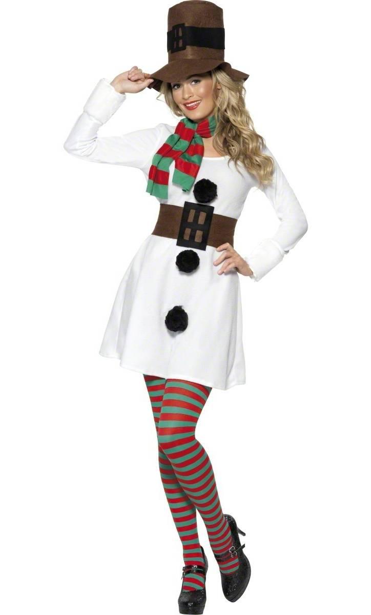 Costume-Bonhomme-de-neige-Femme-F1