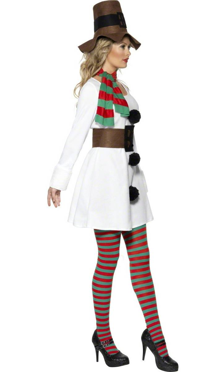 Costume-Bonhomme-de-neige-Femme-F1-2