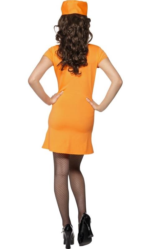 Costume-Prisonnière-orange-2