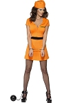 Costume-Prisonni�re-orange