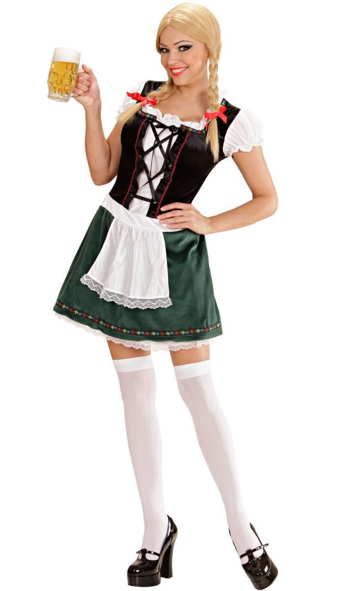 Costume bavaroise femme