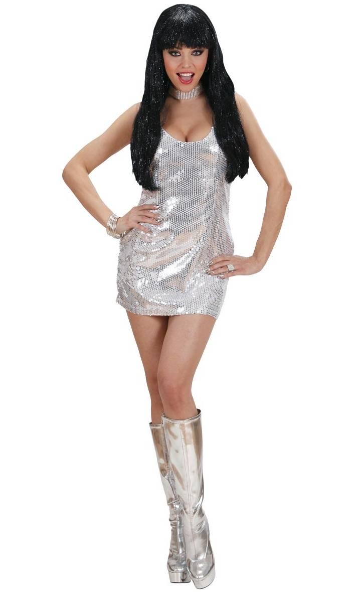 Robe-Disco-femme