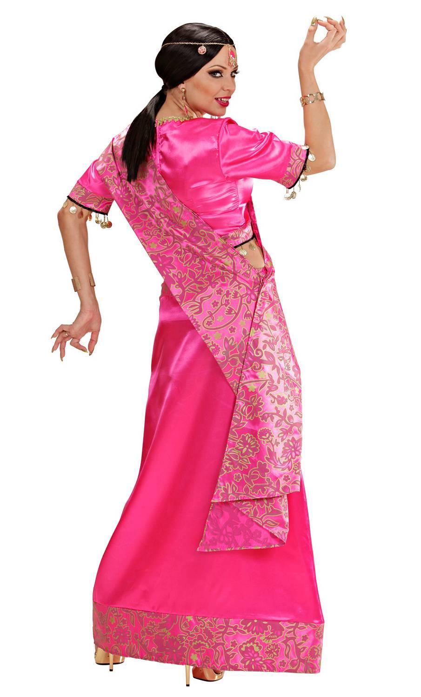 Costume-Bollywood-Sari-Rose-3