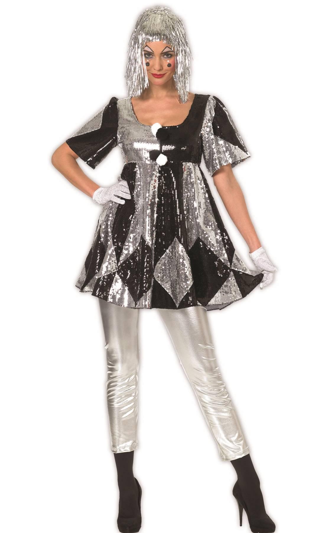 Costume-Pierrot