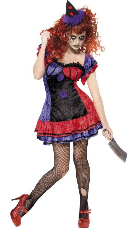 Costume-de-clown-femme