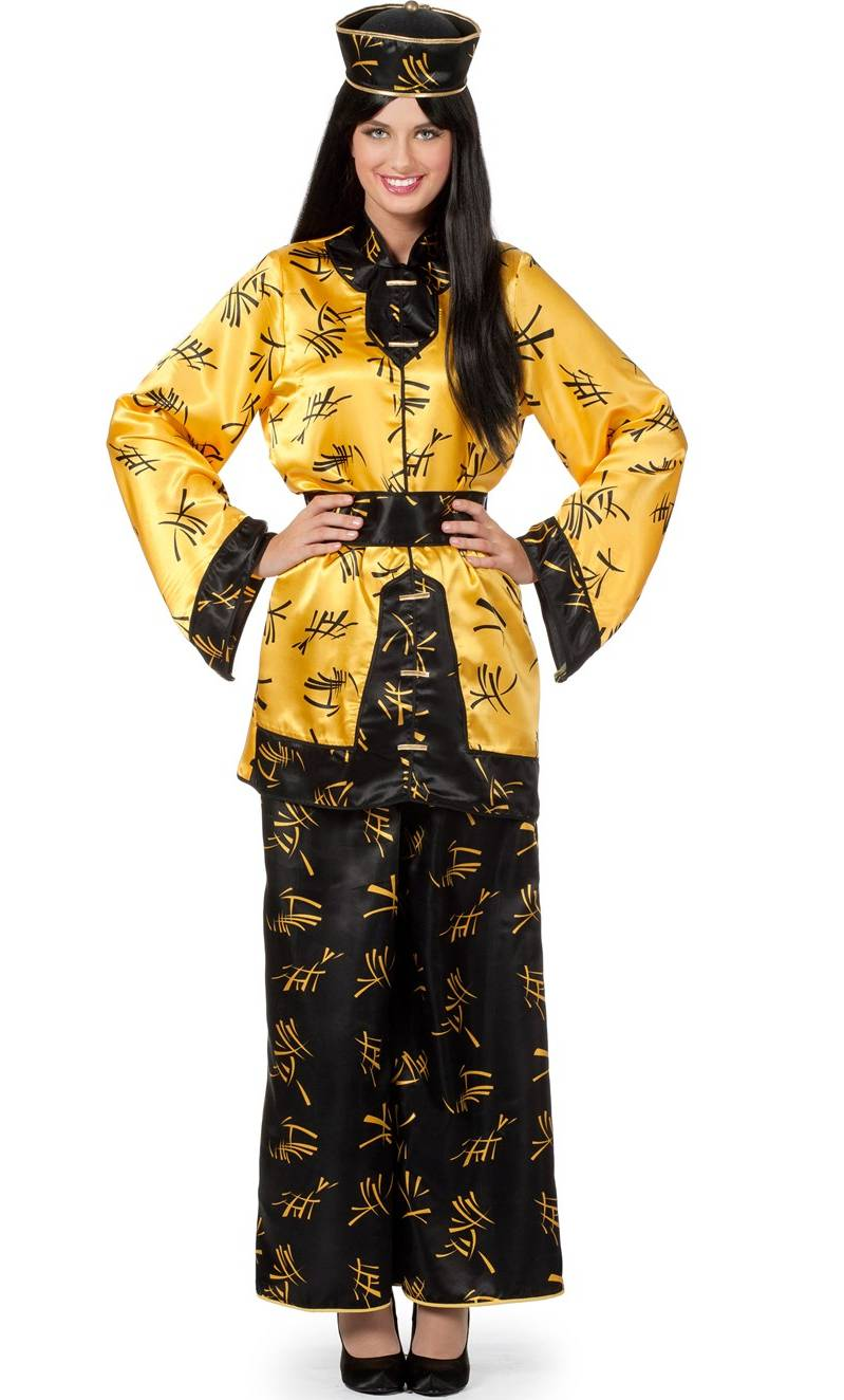 Costume-Chinoise-Femme