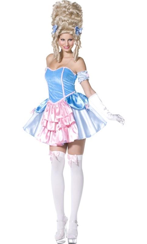 Costume cendrillon femme v29657 - Robe barbie adulte ...