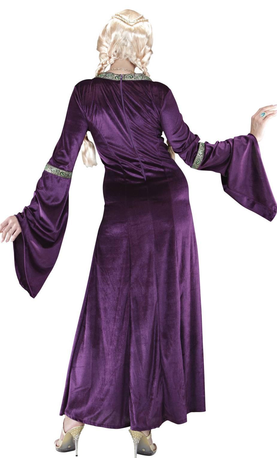 Costume-M�di�vale-Grande-taille-XL-2
