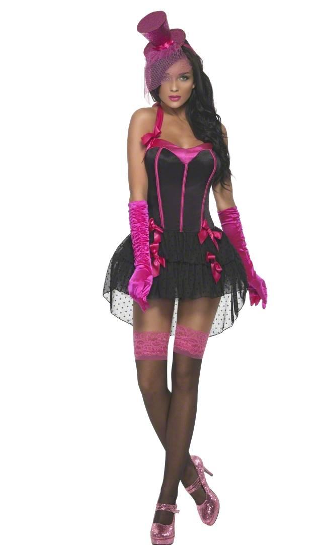 robe cabaret burlesque f1 v29674. Black Bedroom Furniture Sets. Home Design Ideas