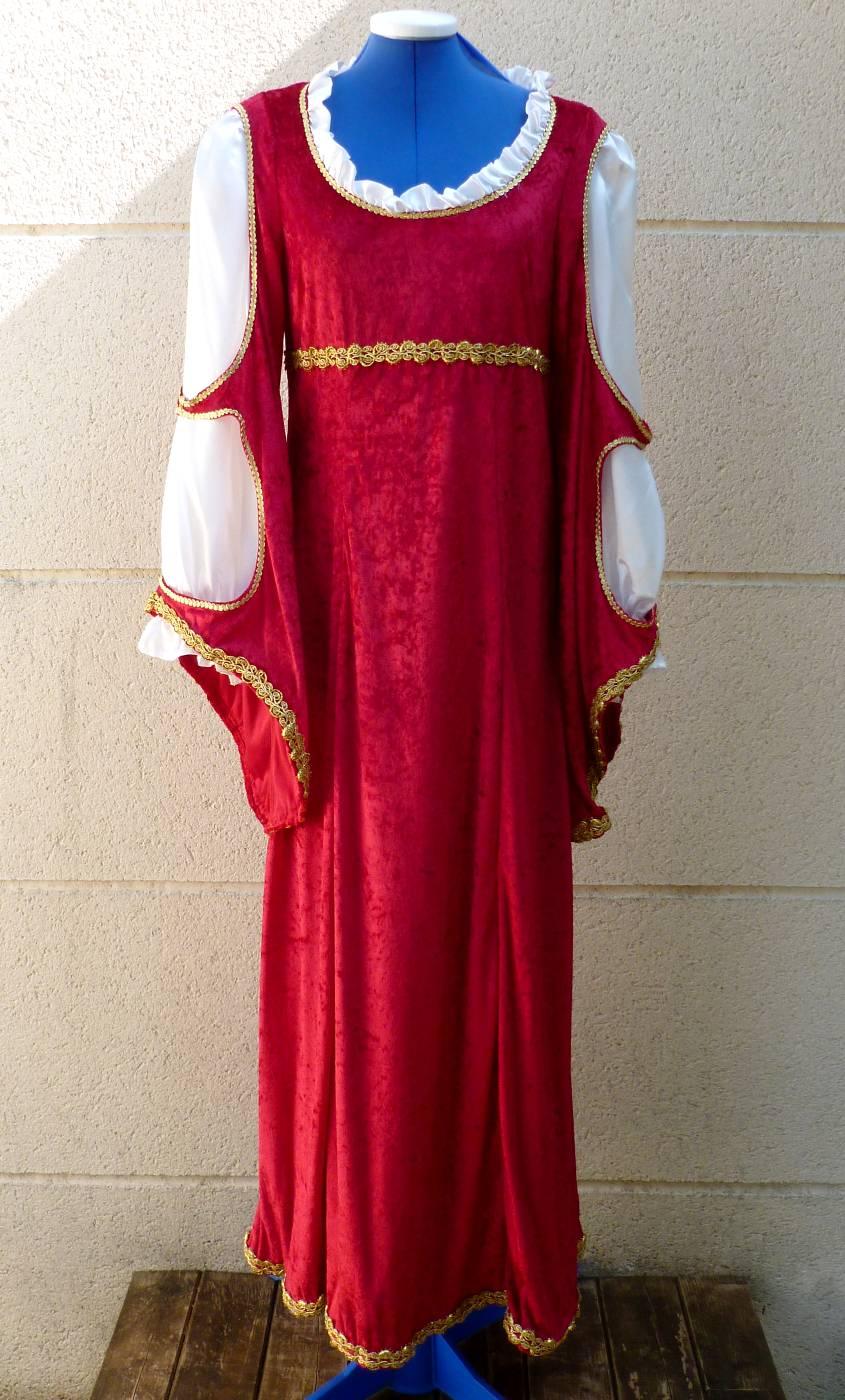 Costume-Renaissance-Femme