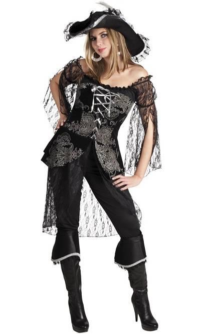 costume de pirate femme v29686. Black Bedroom Furniture Sets. Home Design Ideas