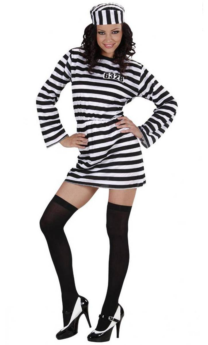 Costume prisonnière petit prix