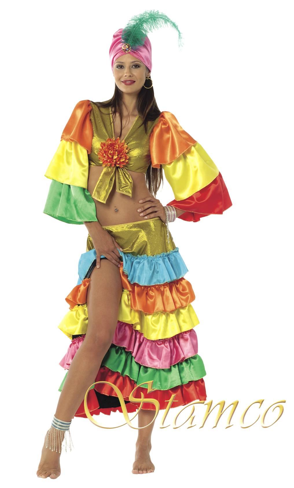 Costume-Brésilienne-Femme