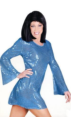 Robe-disco-bleue-F1