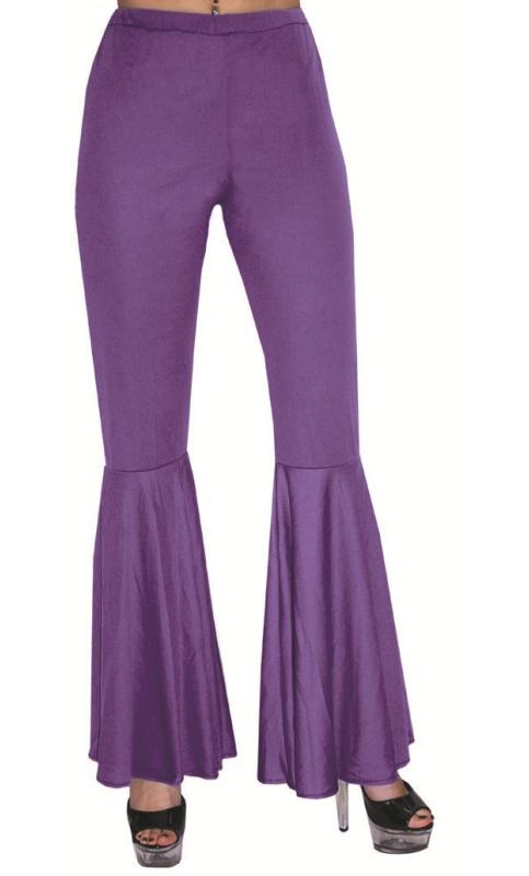 Pantalon-Hippie-Violet