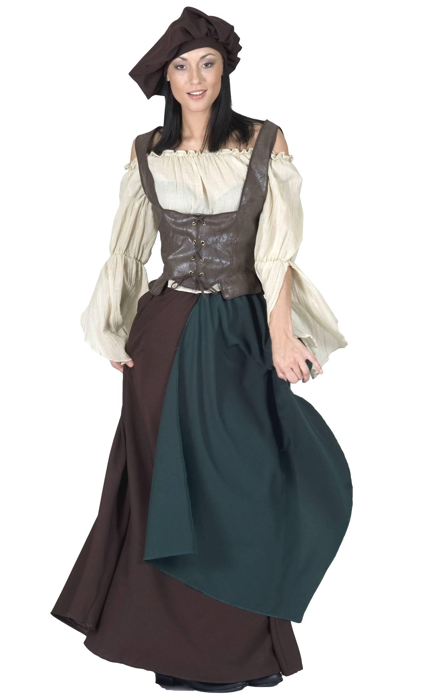 Costume-Médiévale-F28