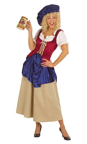 Costume-Paysanne-F2-Méviévale