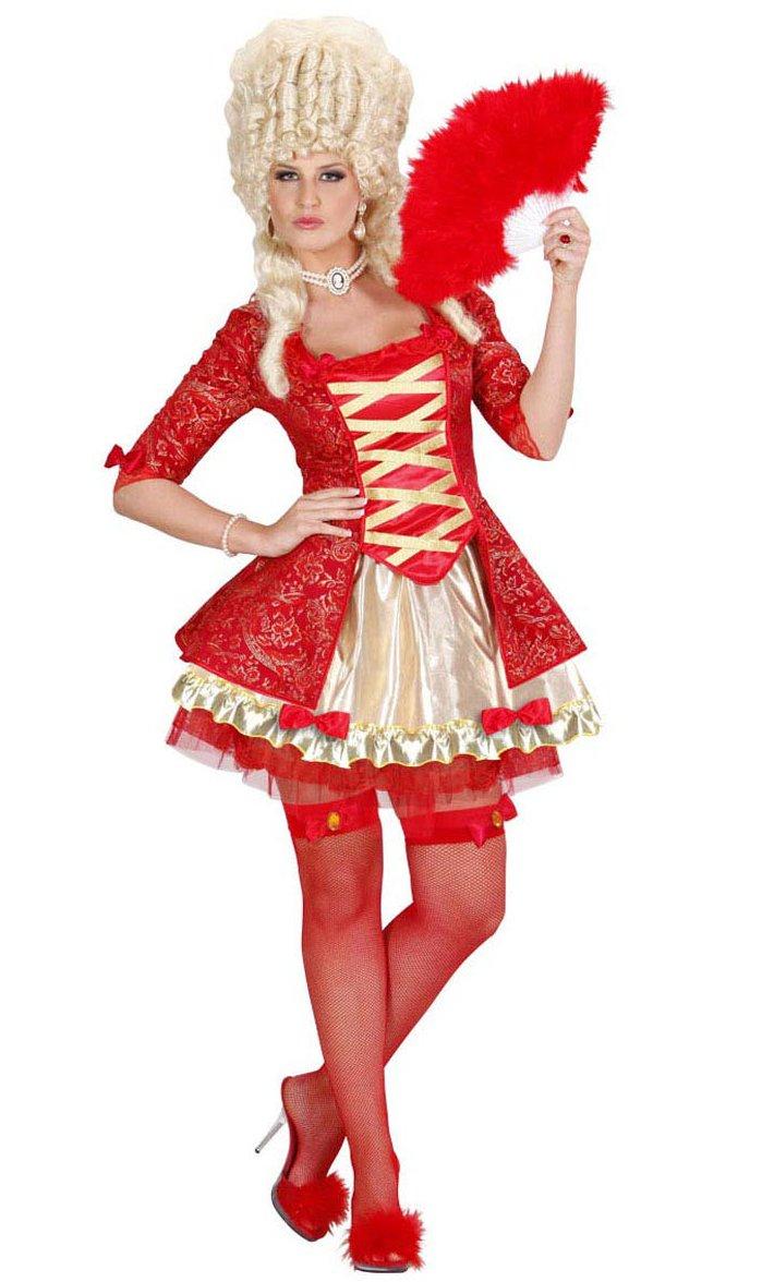 Costume marquise baroque f26