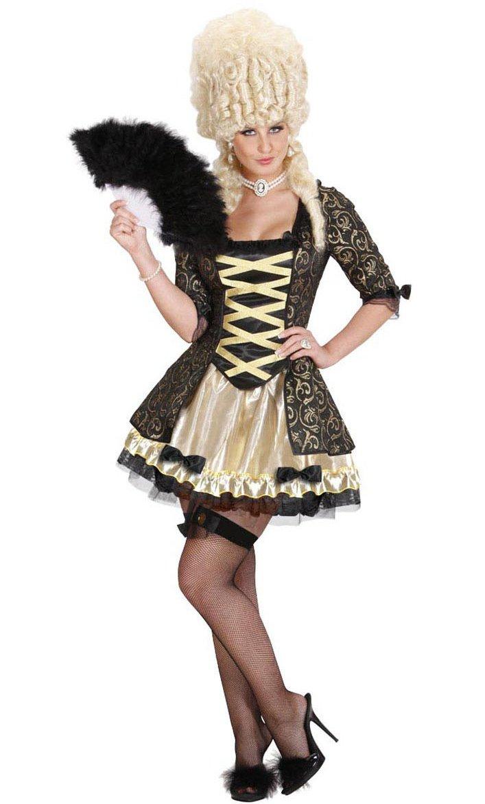 Costume de marquise baroque
