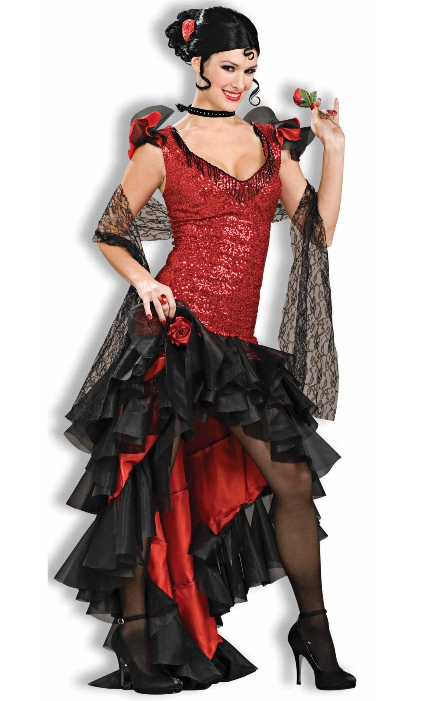 Costume-Espagnole-F9-XL