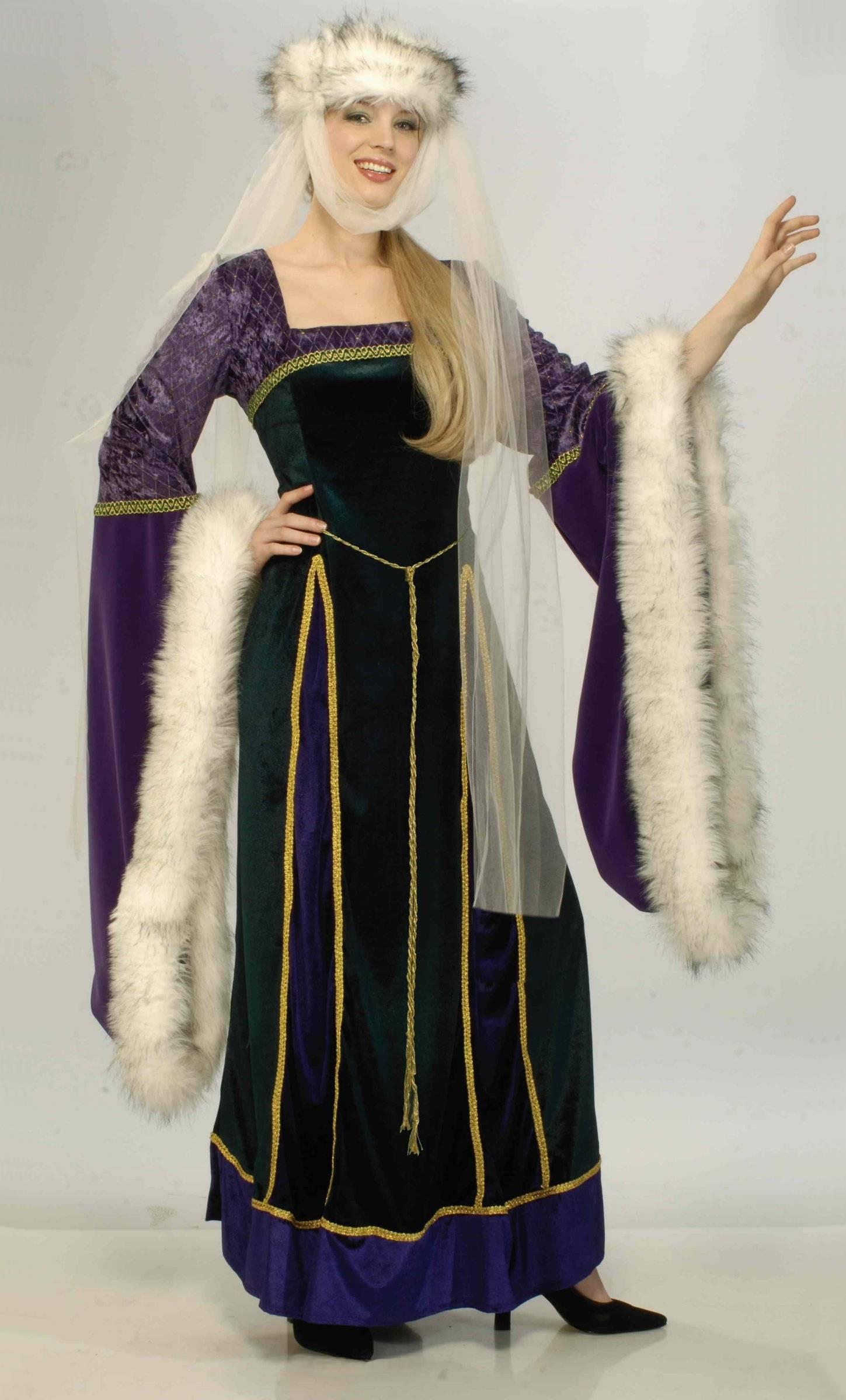 Costume-Médiévale-F37