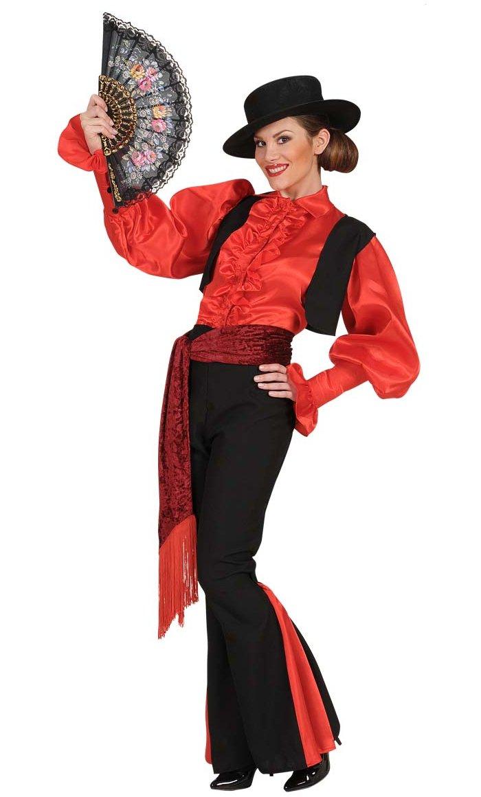 Costume-Espagnole-Femme-XL