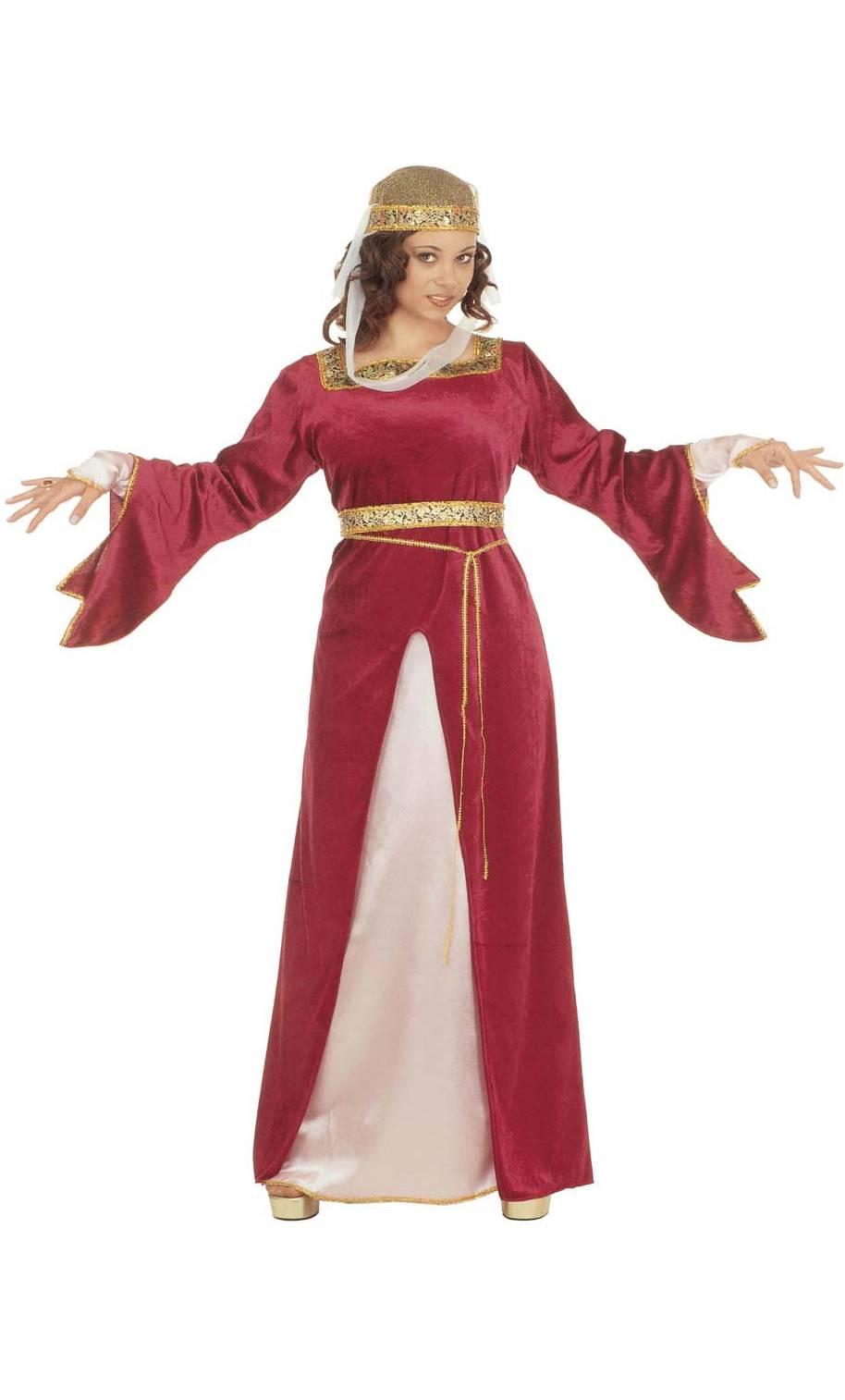 Costume-Méviévale-Mildrède-Grande-Taille-XL-2