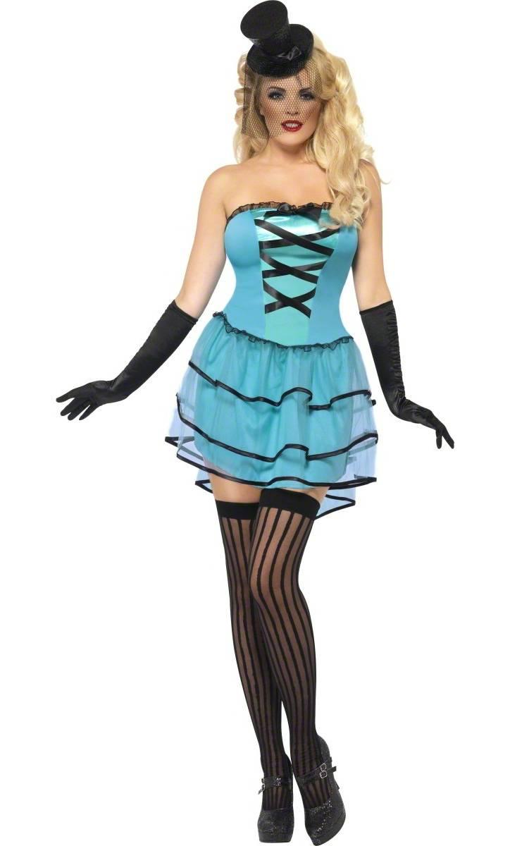 costume cabaret burlesque v29812. Black Bedroom Furniture Sets. Home Design Ideas