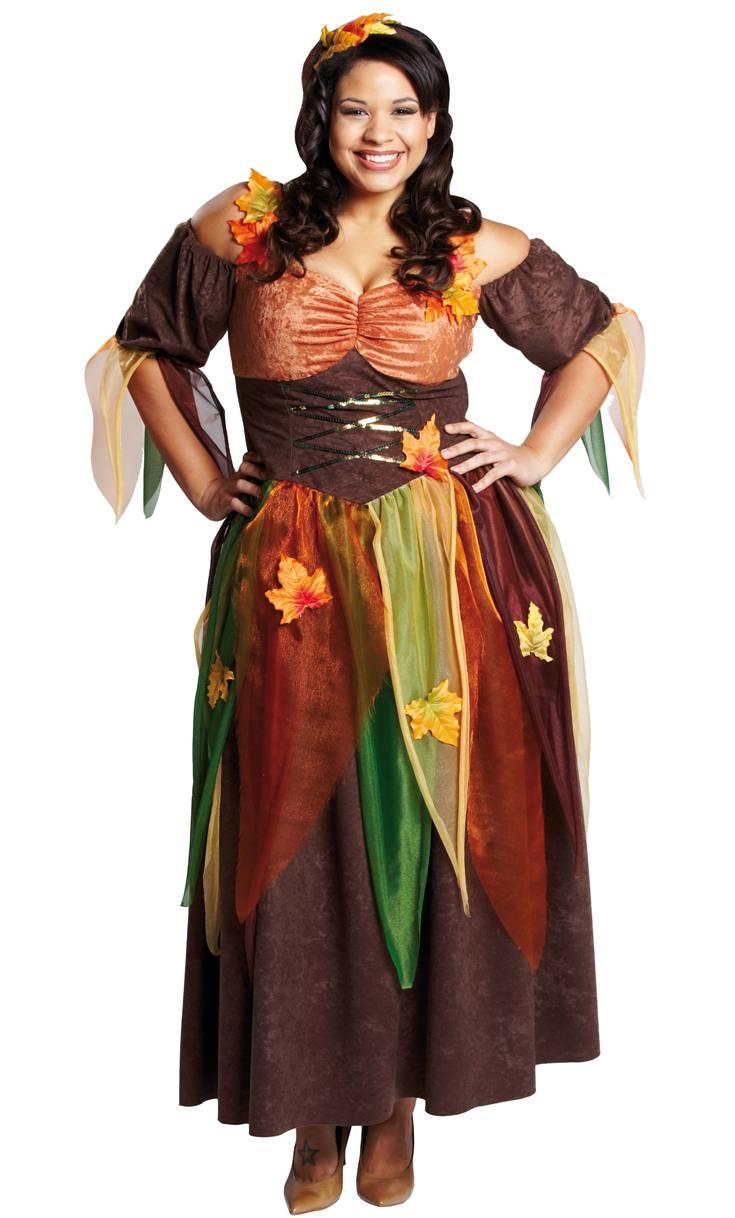 Costume-Elfe-des-bois-Grande-Taille-XL-XXL