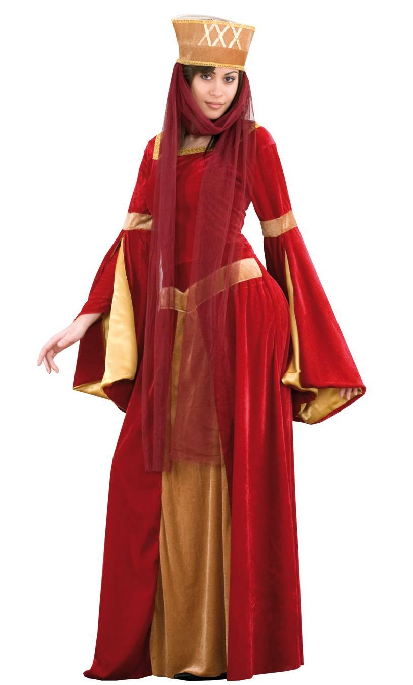Costume-Médiévale-F39