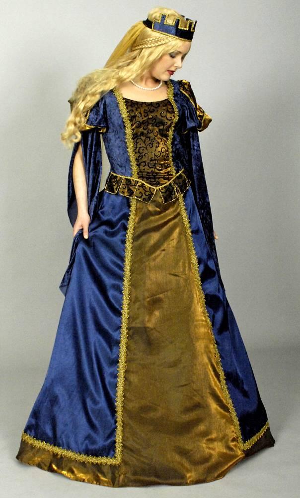 Robe-Renaissance-F3-Grande-Taille-XL