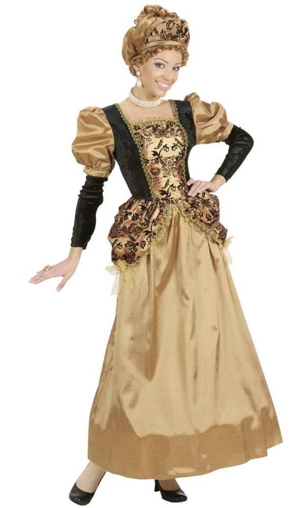 Robe-Renaissance-Grande-Taille-XL