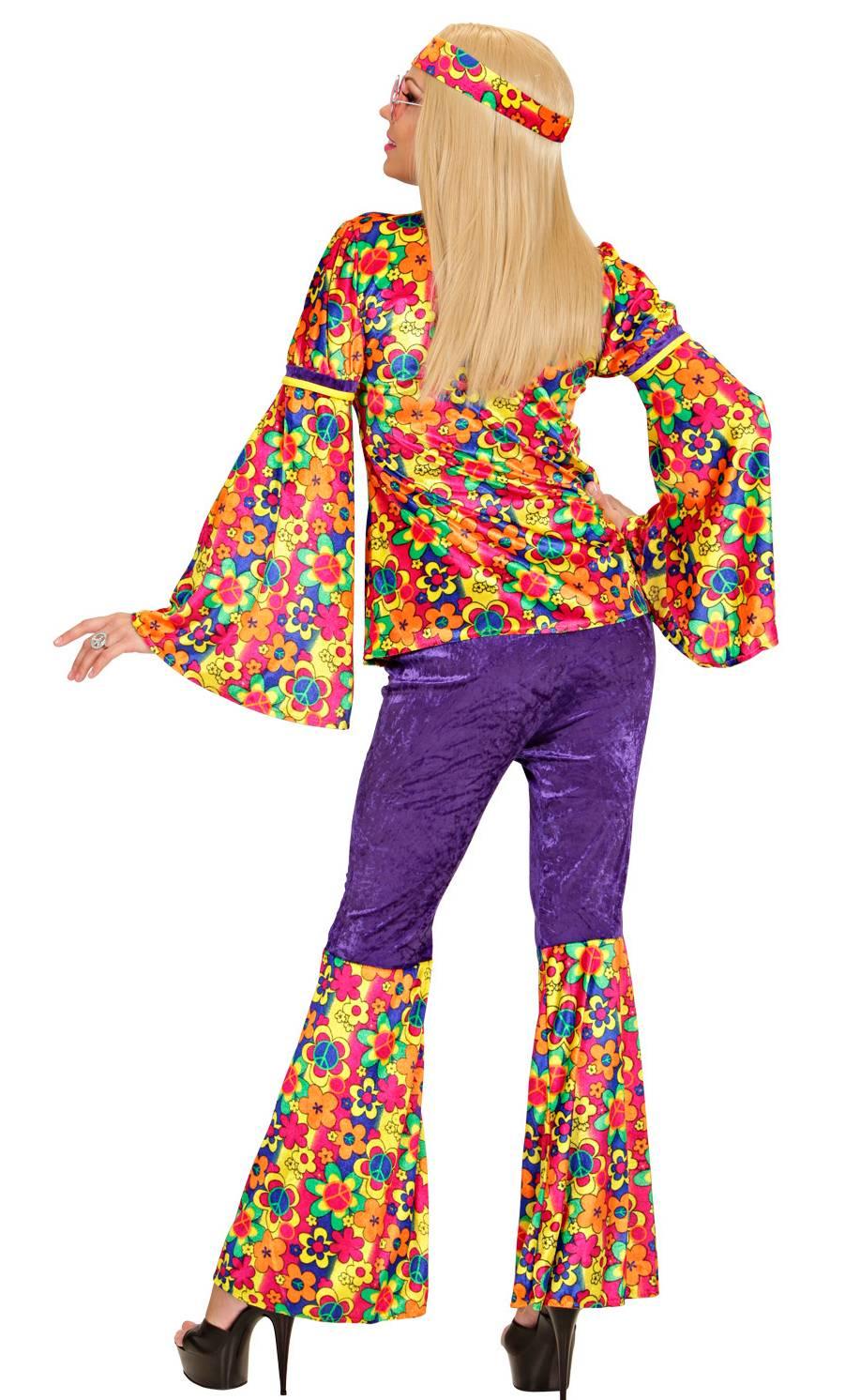 Costume-Hippie-pour-femme-en-grande-taille-XL-2