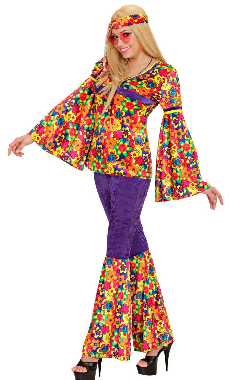Costume-Hippie-pour-femme-en-grande-taille-XL-3