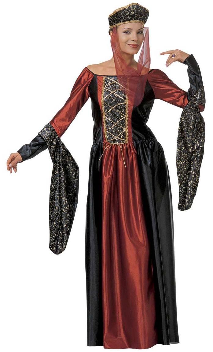 Robe-médiévale-Radegonde-Grande-Taille-XL