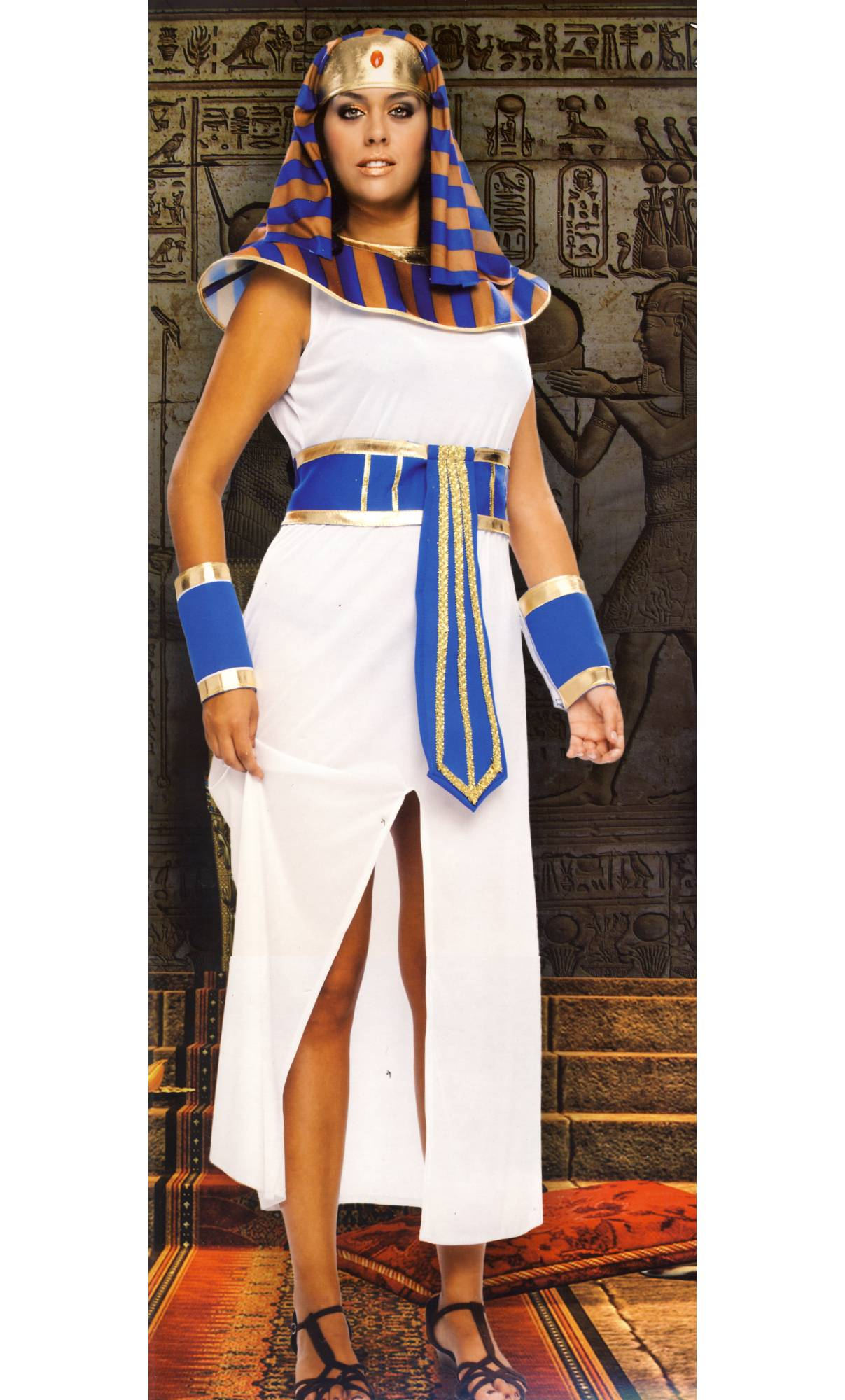 Robe-Egyptienne-Grande-taille