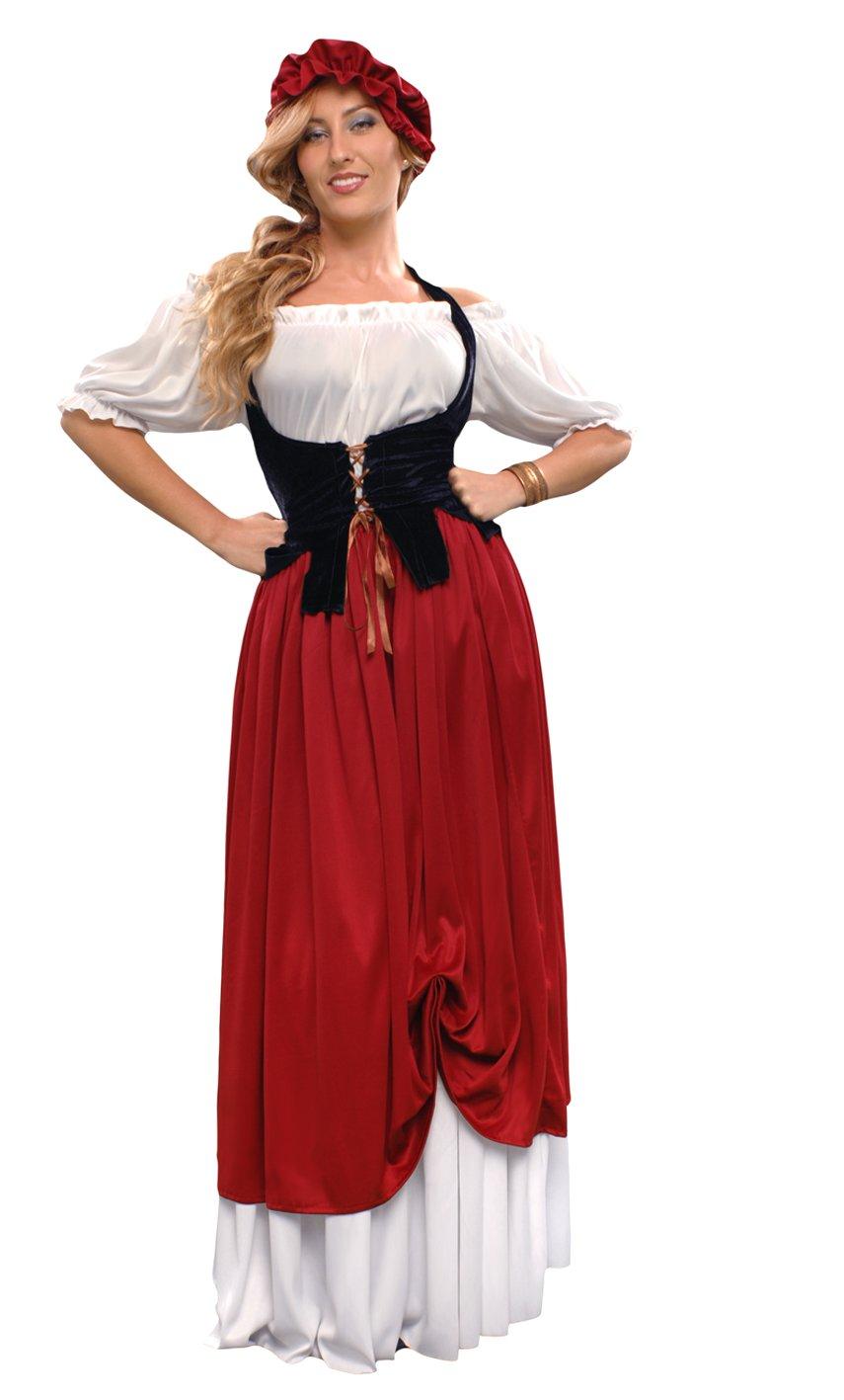 Costume-Médiévale-F41