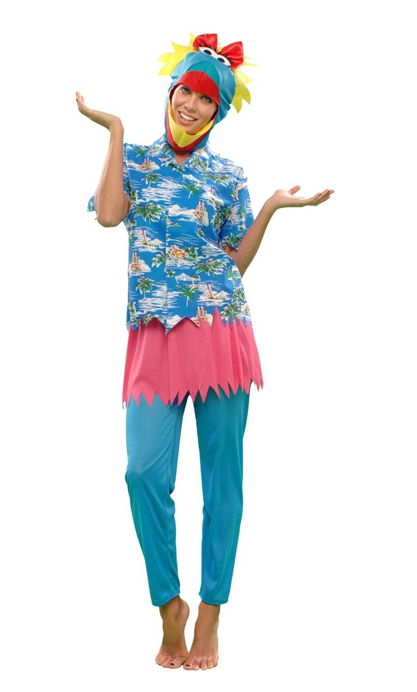 déguisement soiree des iles