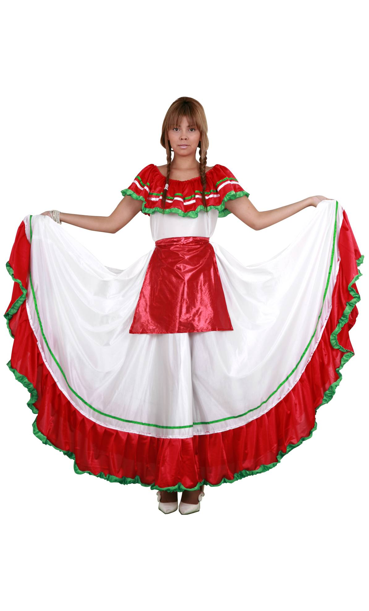 costume mexicaine f2