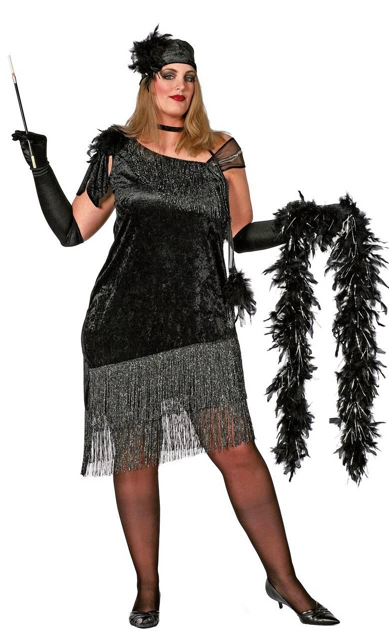 robe charleston en grande taille v29909. Black Bedroom Furniture Sets. Home Design Ideas