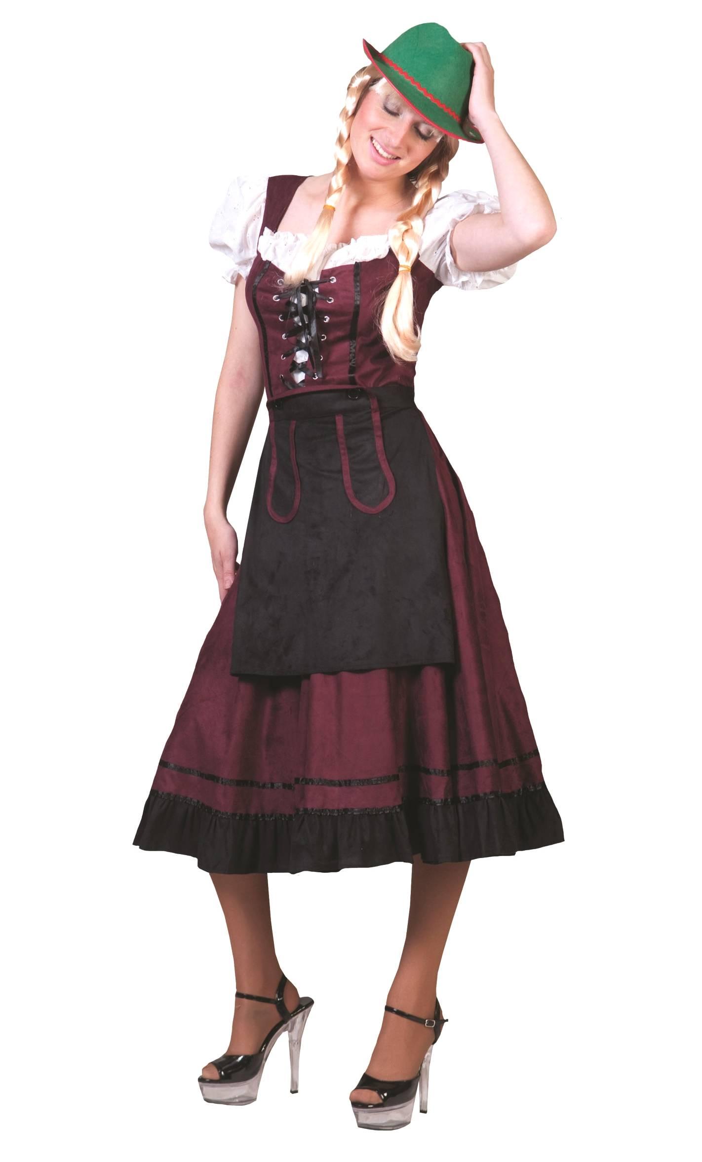 Costume-Bavaroise-Femme